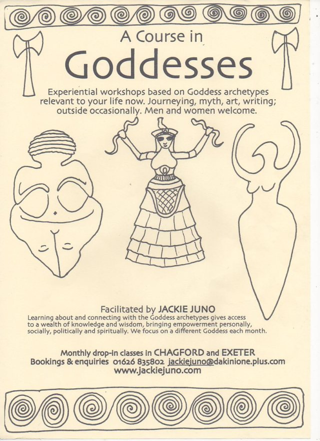Goddess Course 17143