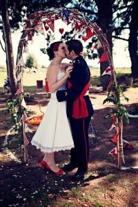 Arch kiss