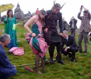 celebrant broomstick
