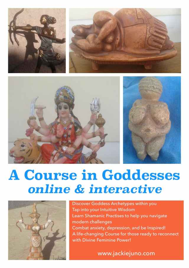 A Course in Goddesses